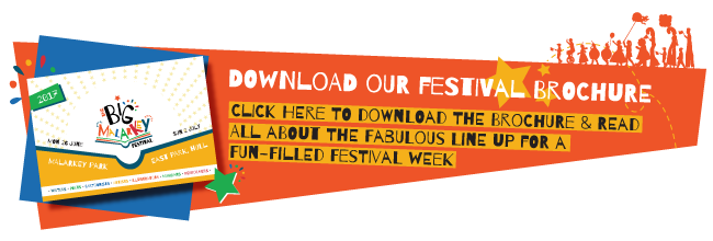 THE BIG MALARKEY FESTIVAL BROCHURE
